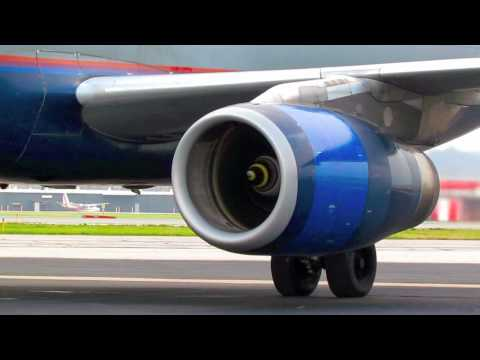 Airbus A320 V2500 Engine Startup