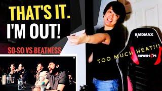 REACTION | SO-SO vs BEATNESS | Grand Beatbox Battle 2019 | LOOPSTATION 1/4 Final MP3