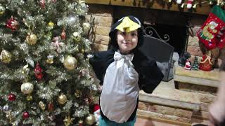 как сделать костюм пингвина свои руками