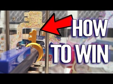 How To Win On The Key Master Arcade Machine | Arcade Games T