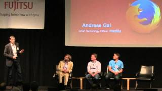 "Panel Session #3:  ""Open Source Software Development"""