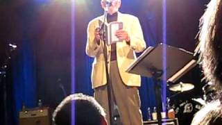 Lucinda Williams Father's Wedding Concert Poem ~ First Avenue
