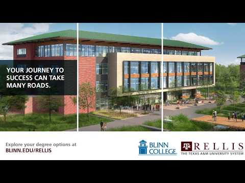 Coming Soon: Blinn College at RELLIS