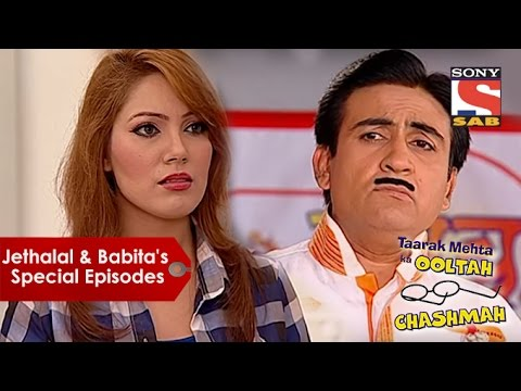 Jethalal And Babita's Special Episodes | Taarak Mehta Ka ... Taarak Mehta Ka Ooltah Chashmah Jethalal And Babita Ji Hot