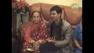 Ghumthang , Sindhupalchok Shree Krishna Shrestha ko gau - A