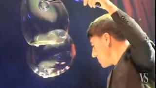 Шоу мыльных пузырей. Gazillion Bubble Show