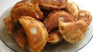 Чебупели или чебурекопельмени  Рецепт пельменей