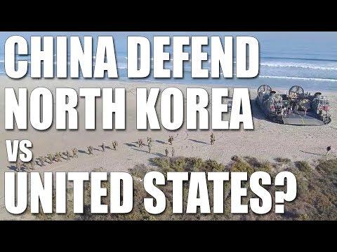 Will China Defend North Korea VS United States?