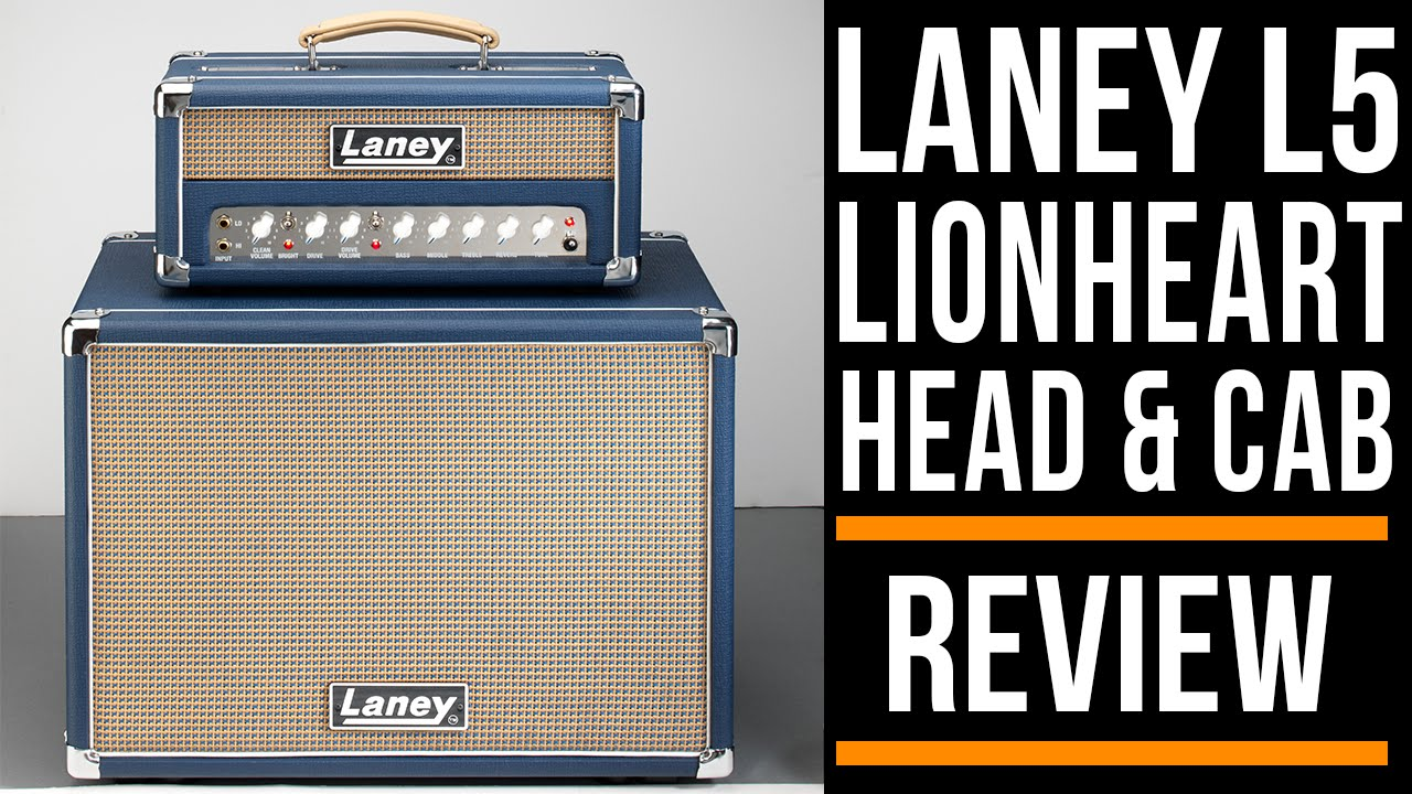 Laney Lionheart L5 Studio | Review - YouTube