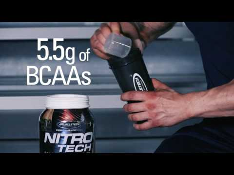 NITRO-TECH® 100% WHEY GOLD –  Featuring Whey Peptides for Superior Results