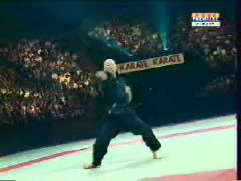 2001 Bercy   Arnold Chon, Open Hands Version 2 TV