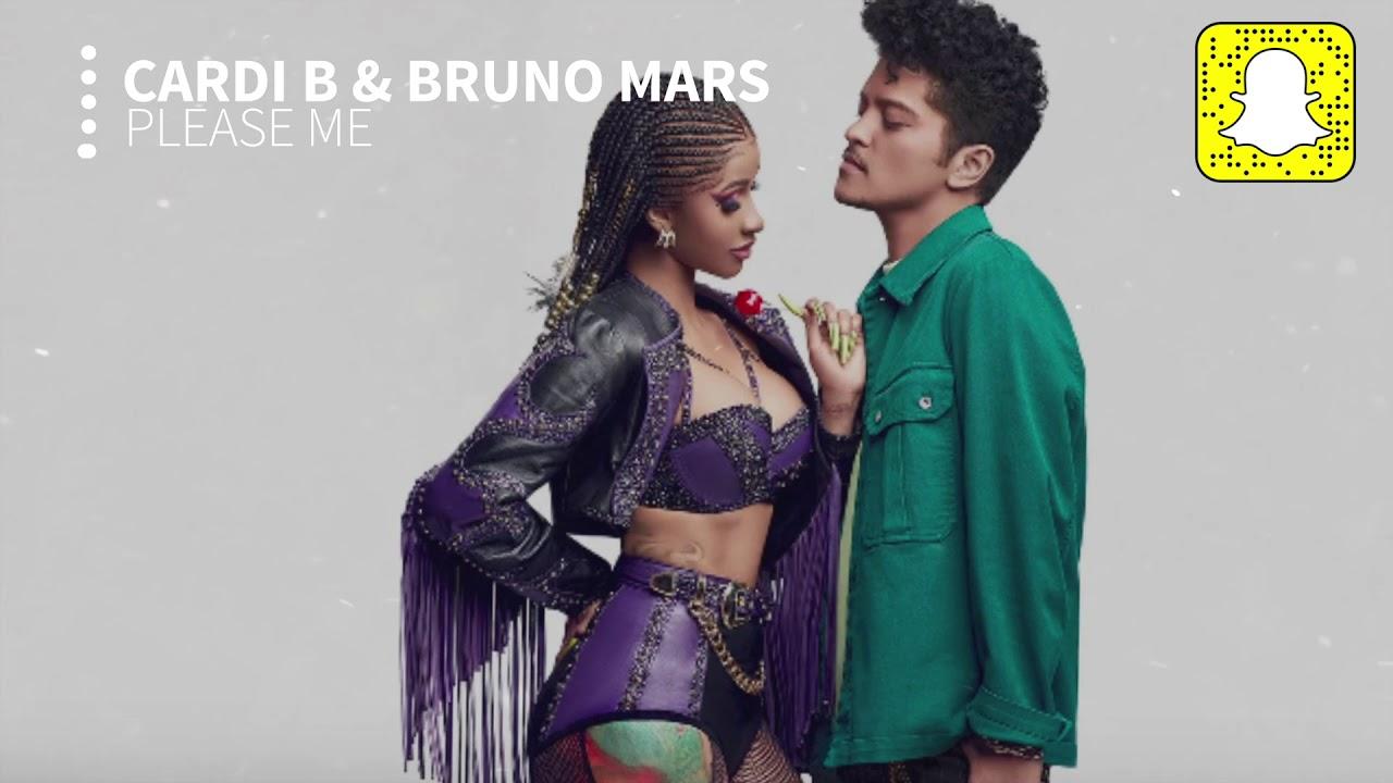 Cardi B Clean: Cardi B Please Me (Clean) Ft. Bruno Mars