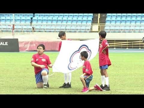 Asia Rugby Championship Div 1 Highlights