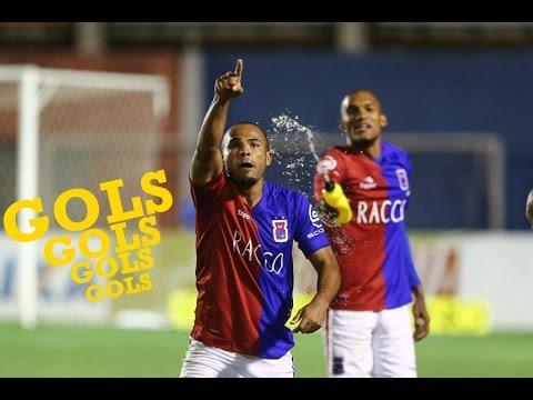 Paraná 4 x 1 Bragantino - GOLS - Campeonato Brasileiro Série B 2016 HD (28/10/2016)