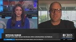 Expert Explains Bitcoin Surge Amid Coronavirus Outbreak