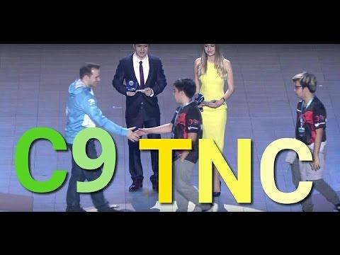 Cloud 9 vs TNC - Denmark Philippines - 800K Grand Final WESG Dota 2
