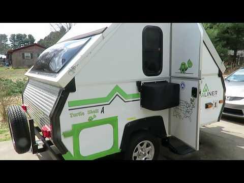 Adding a Cargo Door to a Small RV - YouTube