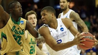 Notre Dame vs. Kentucky: Highlights from final minutes