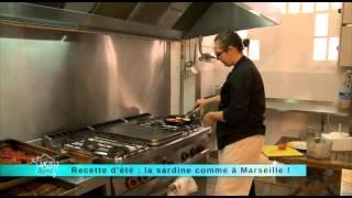 Recette : La Sardine comme à Marseille