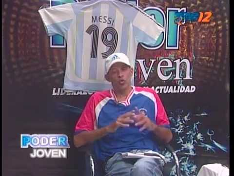 Programa Televisivo Poder Joven, Mao, Valverde, RD.
