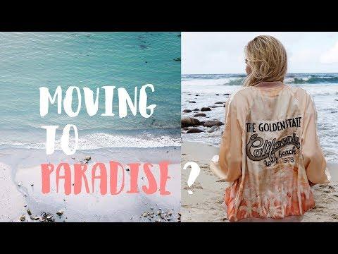 MOVING TO PARADISE?! | Cornelia