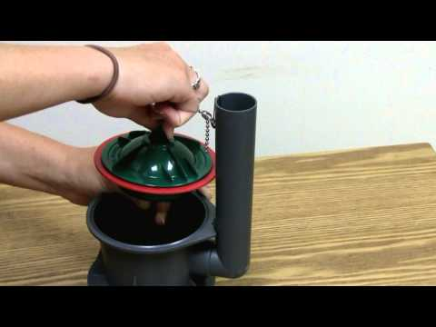 How To Install A Korky 4 Inch Toilet Flush Valve Seal