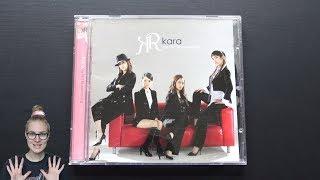 Unboxing KARA 카라 1st Korean Studio Album The First Blooming