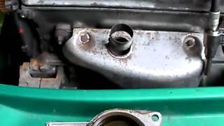 Škoda Felicia-vodní čerpadlo 1_6.MP4