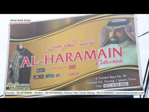 JUBAH ARAB HARAMAIN REV