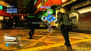 Resident Evil 6 PS3 Bugs and funny moments with Ultimate_10
