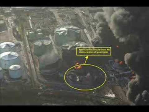 Buncefield Oil Fires(UK)  against 911's  WTC 7