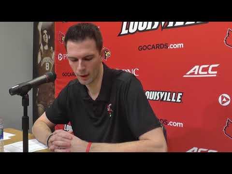 David Padgett steps down as Louisville head coach