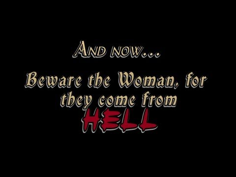 Counter Monkey - Beware the Woman, For They Come From Hell