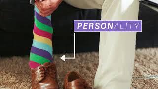 The Origins of men's socks