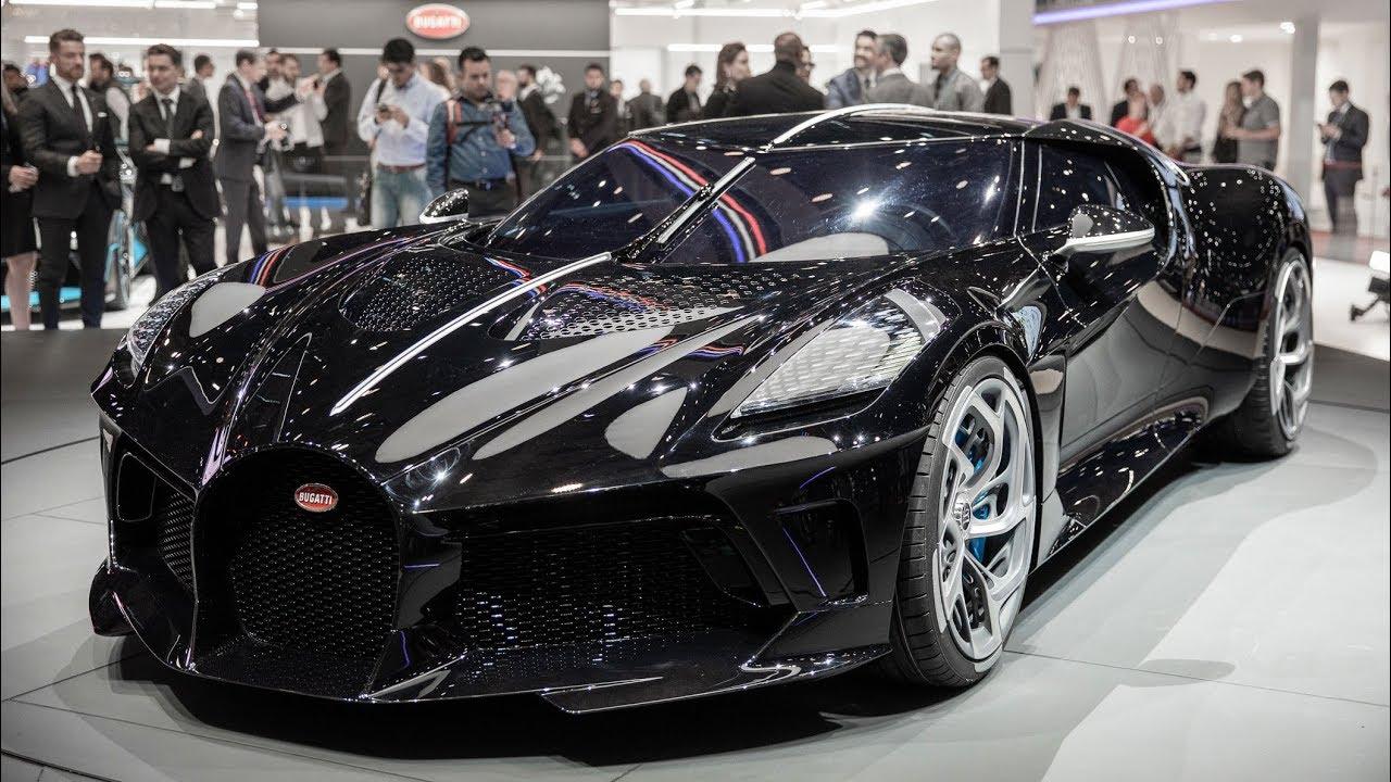 Ini Kata Bugatti Tentang Pembeli Mobil Termahalnya Seharga 19 Juta Dolar AS