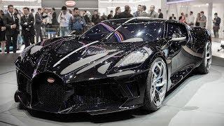 Bugatti La Voiture Noire: $12.5 Million Hypercar | Carfection