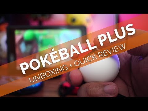 Pokeball Plus Unboxing and Quick Review: Is It Worth It?