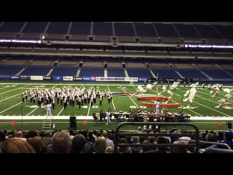 11/1/14 Sherman High School Marching Band Competition