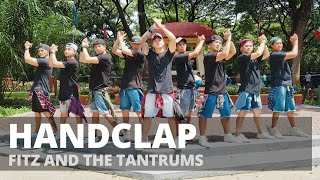 HANDCLAP by Fitz And The Tantrums | Zumba® | Pop | Kramer Pastrana MP3