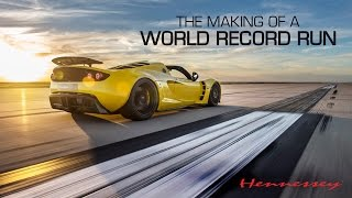 Repeat youtube video Venom GT Spyder: The back story of the world's fastest open top road car.