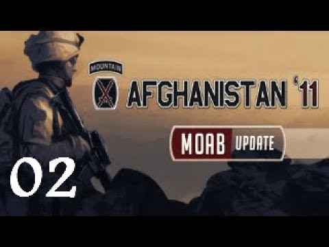 AFGHANISTAN '11 #02│Tutorial: Combate│Tora Bora
