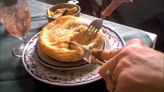 Lobster Pie at City Tavern, Est. 1773