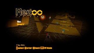Rez Infinite (PS4) Area X\Ending: Blue Bird #21