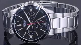 casio MTP 1374d-1avdf watch unboxing and first view