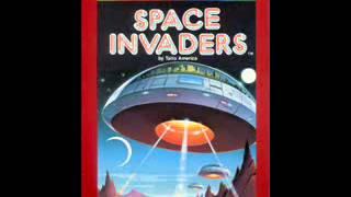 Atari Space Invaders cartridge (1980) - London radio advert