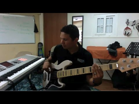 Friend Of God - Israel Houghton (Bass Groove)