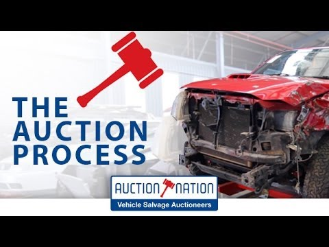 The auction process | Auction Nation