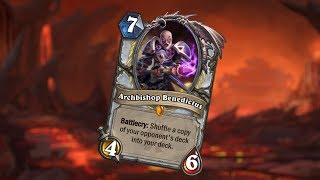 Hearthstone - The Incredible New Thief Priest Legendary