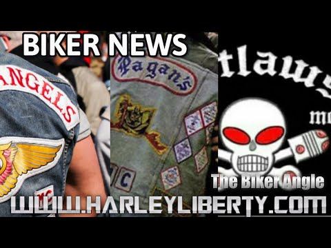 Texas Anti-Gang Center Hells Angels gang members arrested in Lubbock
