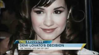 Demi Lovato 'GMA' Interview: Says Bullies Called Her Fat (2011) thumbnail
